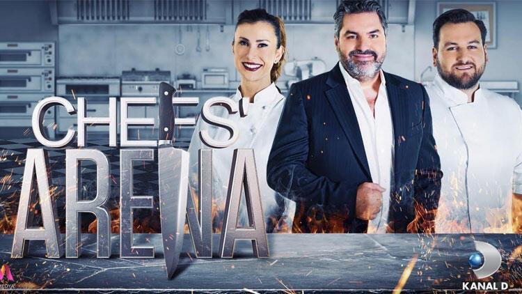 Kanal D'nin yeni yarışması Chefs' Arena ne zaman başlıyor? Chefs' Arena jüri üyeleri kimler?