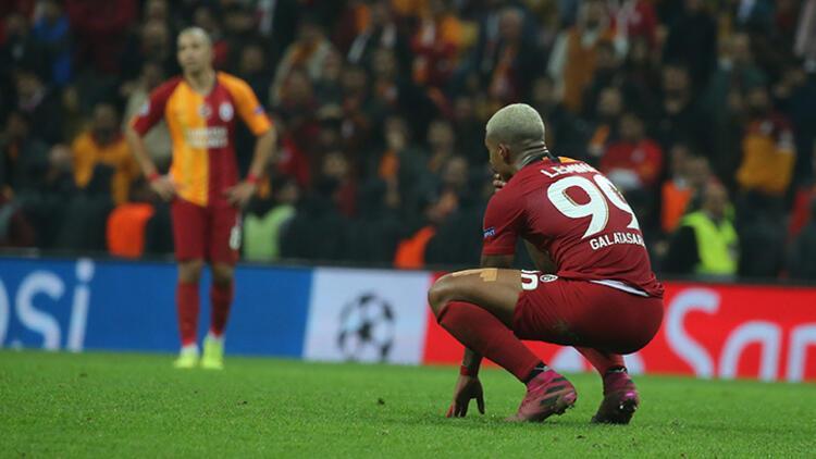 Galatasaray'ın Şampiyonlar Ligi'nde serisi 10 maça çıktı!