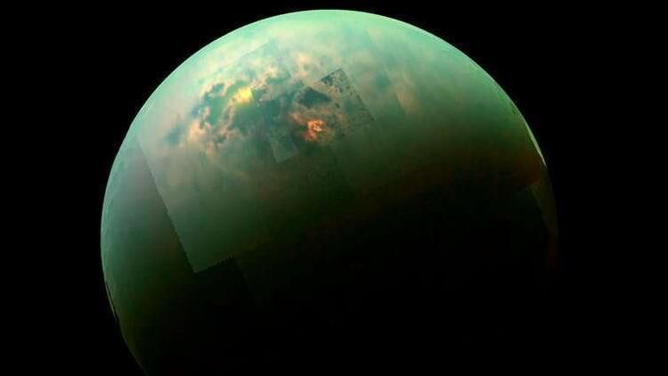 Satürn'ün uydusu Titan'ın detaylı haritası çıkarıldı