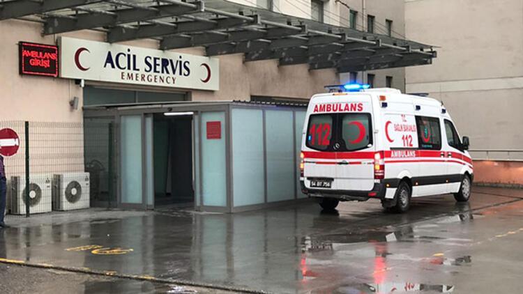Sakarya'da 141 öğrenci zehirlenme şüphesiyle hastanelik