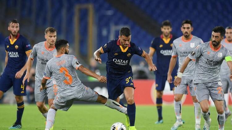 Medipol Başakşehir, Avrupa Ligi'nde Roma'yı ağırlayacak
