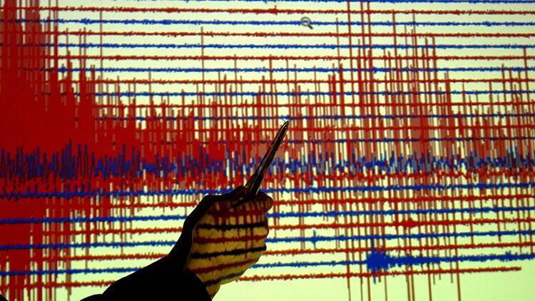 Son dakika... Yunanistan'da 6.1 büyüklüğünde deprem