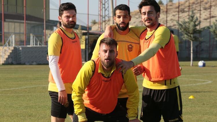 Yeni Malatyaspor'da Sergen Yalçın'dan Gençlerbirliği uyarısı