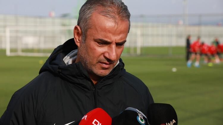 """İsmail Kartal: """"Konyaspor karşısında 3 puan almayı hedefliyoruz"""""""