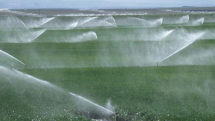 Sakarya'da modern sulamayla 325,5 milyon lira tasarruf edildi
