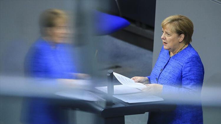 Son dakika haberler.. Merkel: Türkiye'nin NATO üyesi kalması lazım