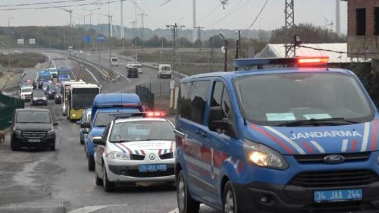 Arnavutköy'de 'korsan otopark' operasyonu