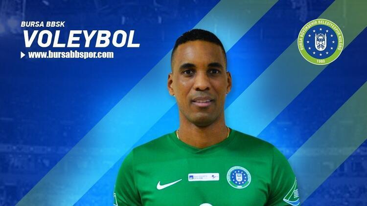 Efsane voleybolcu Leonel Marshall, Bursa Büyükşehir Belediyespor'da!