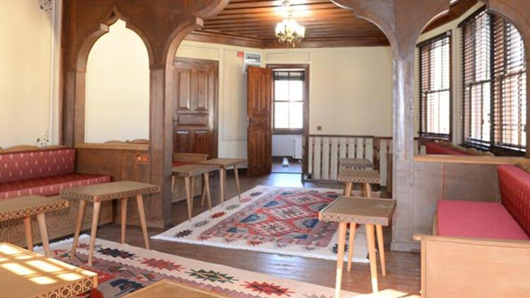 Edirne'deki tarihi konak Devlet Konuk Evi olacak
