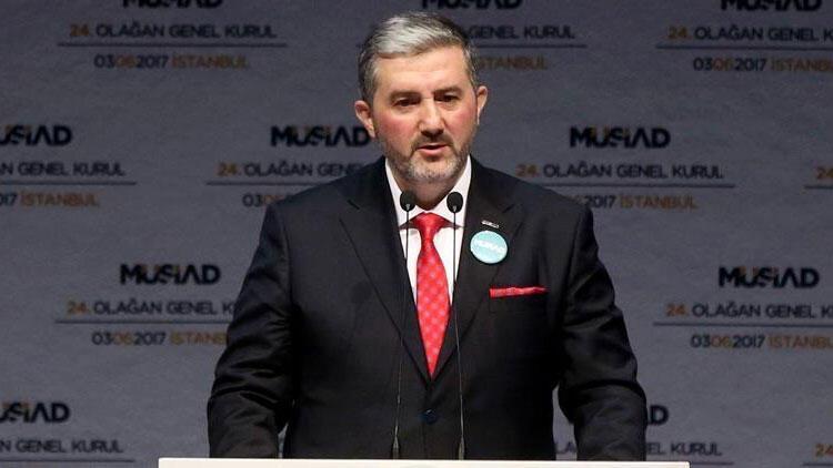 MÜSİAD Başkanı Kaan: Milli dönüşüm hamlesinin destekleyicisi olacağız