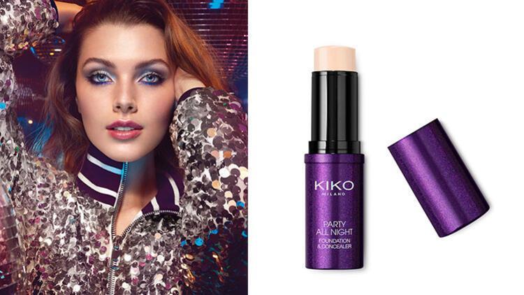 KIKO Milano Party All Night Koleksiyonunu tanıttı