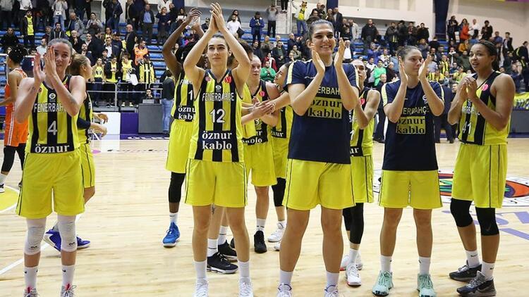Fenerbahçe Öznur Kablo rahat kazandı
