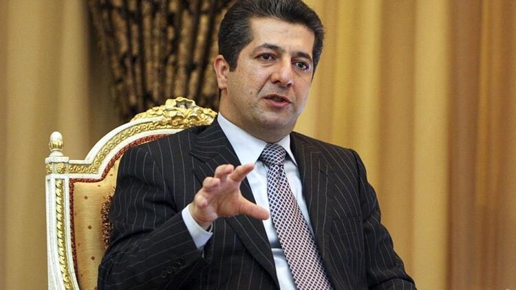 Mesrur Barzani Türkiye'ye geliyor