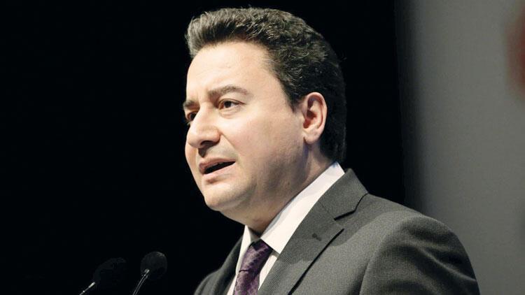 Ali Babacan: Hedefimiz 2019 sonu partiyi kurmak