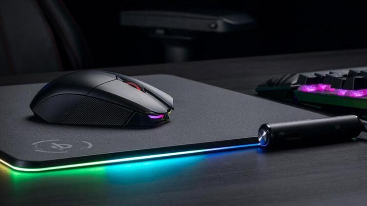 ASUS'tan oyuncular için yeni mouse: ROG Chakram