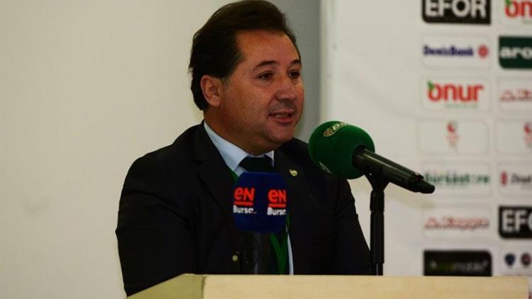 Bursaspor'un borcu açıklandı