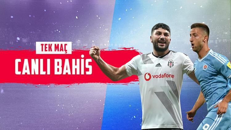 Beşiktaş, Slovan Bratislava ile prestij maçında! Her iki takımın da gruptaki...