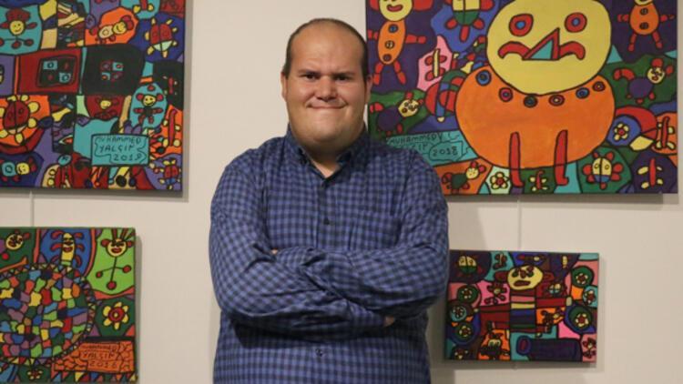 'Umut: Duvarımdaki Renkler'
