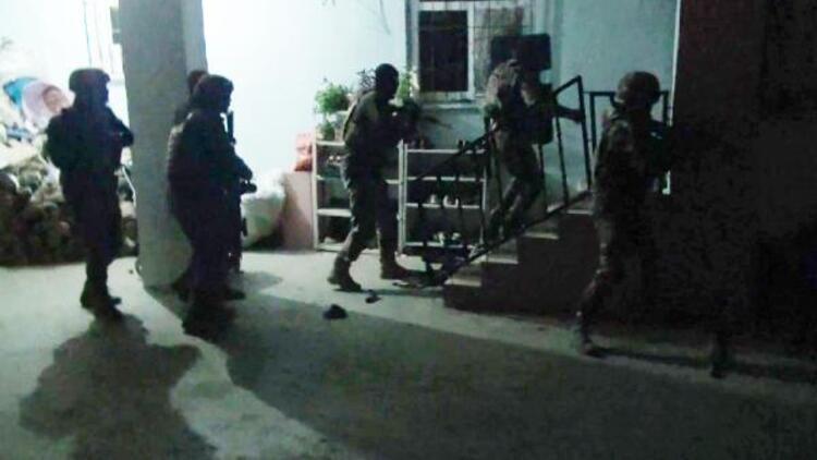 Batman'da PKK/KCK'ya 'drone'lu operasyon: 30 gözaltı