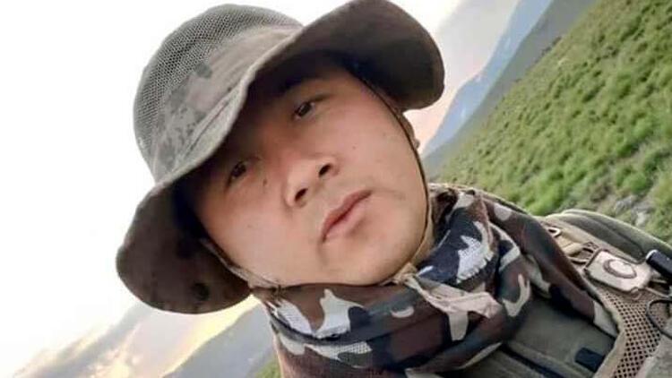 Kırgız asıllı güvenlik korucusu kazada öldü