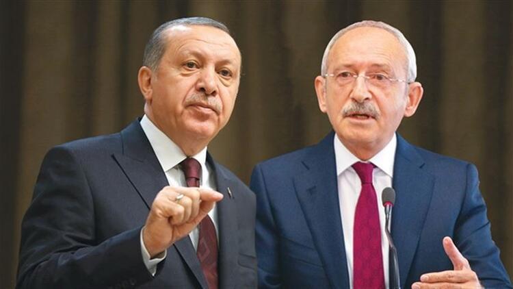 Erdoğan'dan Kılıçdaroğlu'na o sözler için 250 bin TL'lik tazminat davası