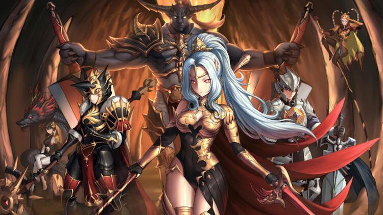 Seven Knights'a yeni özel kahraman 'Sizar' geliyor