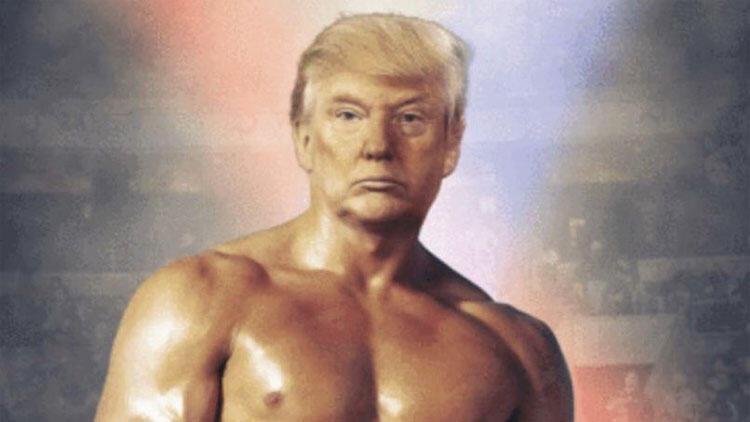 Trump'tan Putin'e 'gözdağı'