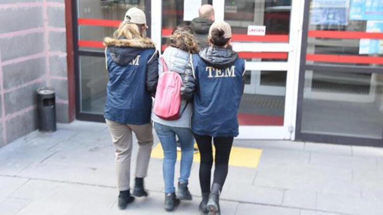 Eskişehir'de PKK/KCK şüphelisi 2 kişi yakalandı