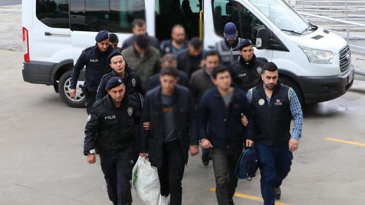 Tekirdağ'da FETÖ operasyonuna 4 tutuklama