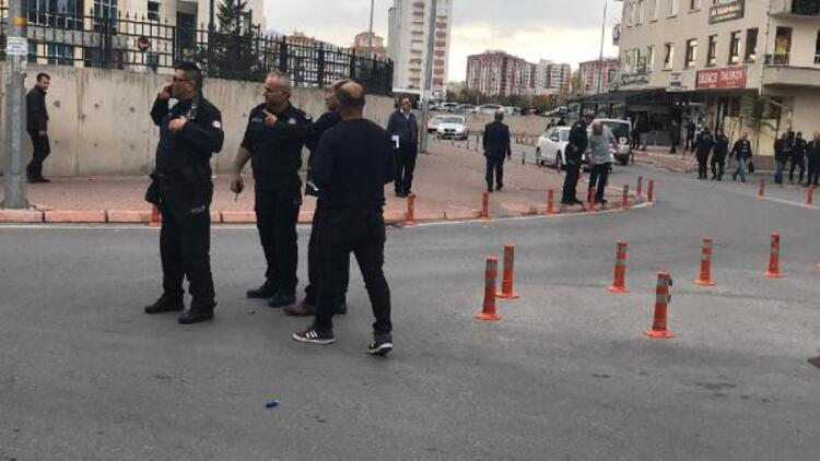 Husumetlilerine pompalı ile ateş etti, 2 avukatı yaraladı