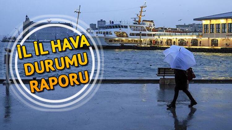 Yarın hava nasıl olacak? 29 Kasım Türkiye geneli il il hava durumu