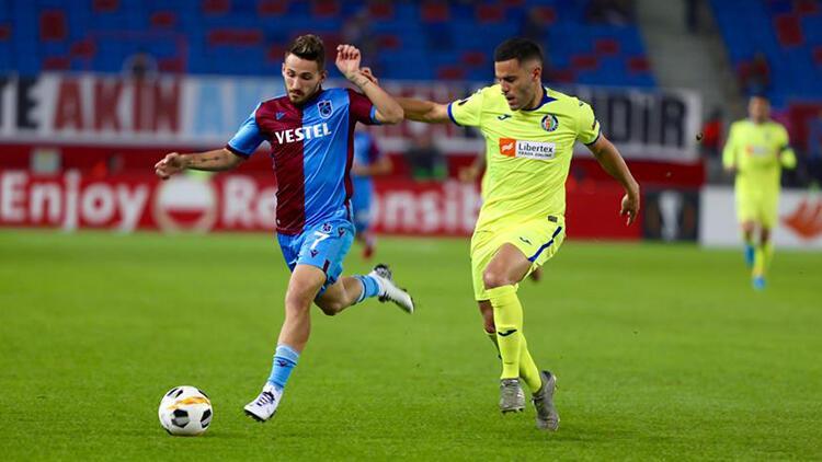 Trabzonspor 0-1 Getafe