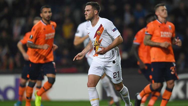 Başakşehir 0-3 Roma | Maçın özeti ve golleri