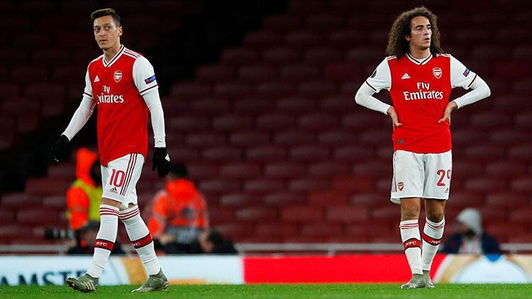 Arsenal'da deprem! Yolun sonu mu?
