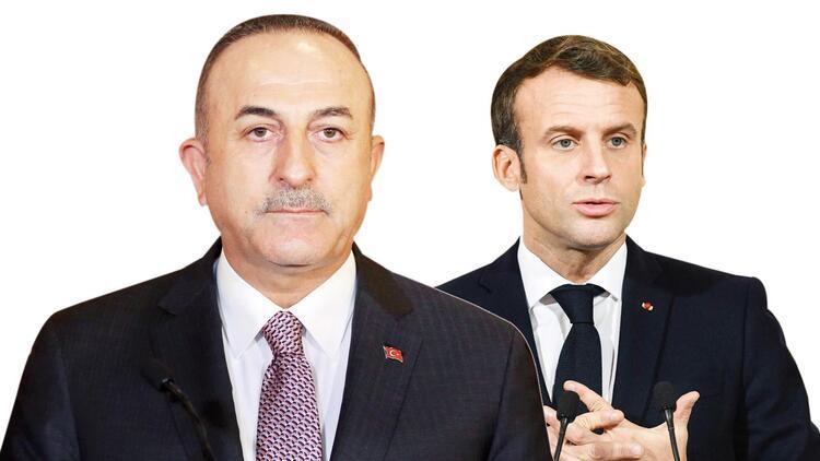 Macron'a çok sert yanıt: 'Terör hamisi'