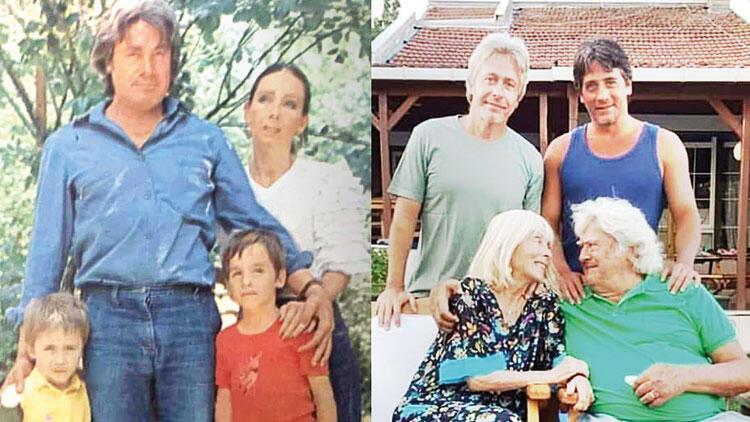 Murat Arkın'dan '40 yıl önce 40 yıl sonra' paylaşımı