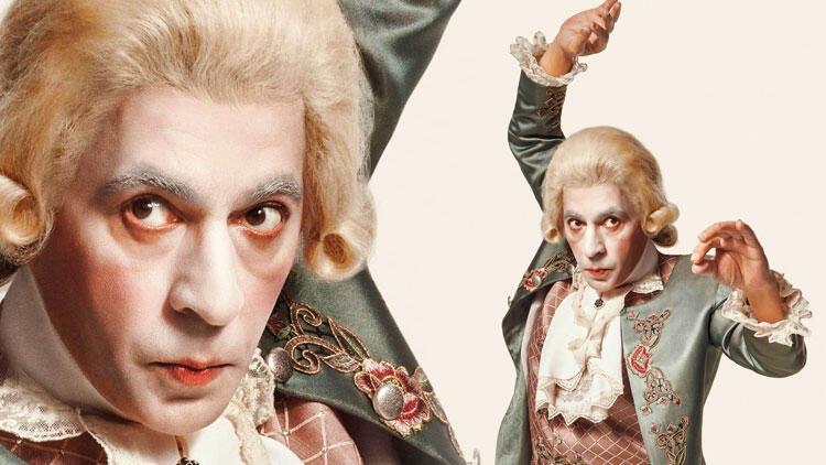 Tiyatro'nun Mozart'ı Okan Bayülgen
