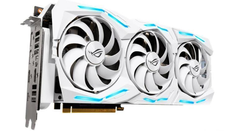 ASUS Strix GeForce RTX 2080 Ti White Edition ekran kartı duyuruldu