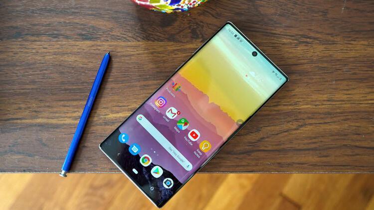 Samsung Galaxy Note 10 Lite geliyor! Kalemiyle ortaya çıktı