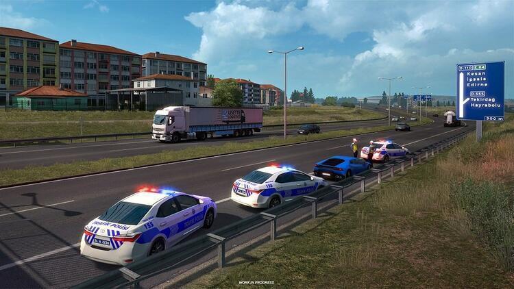 Euro Truck Simulator 2 için Türkiye haritası ne zaman çıkacak?