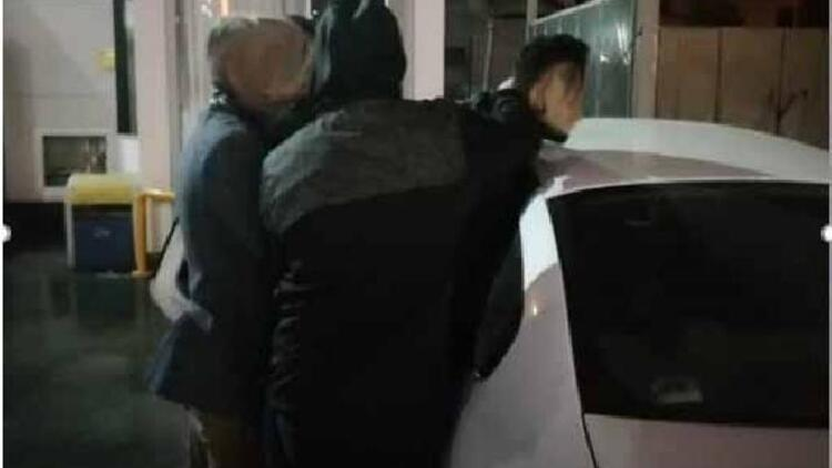 2 vatandaşını gasbeden Suriyeli tutuklandı