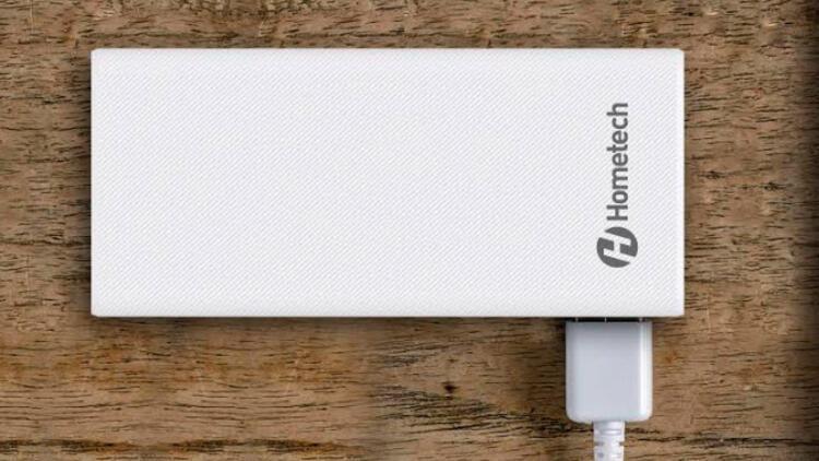 Hometech'ten uygun fiyatlı 10.000 mAh powerbank