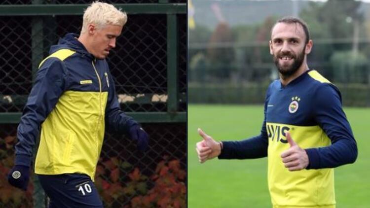 Kruse ve Muric, Fenerbahçe'nin İzmir kafilesinde yer alacak!