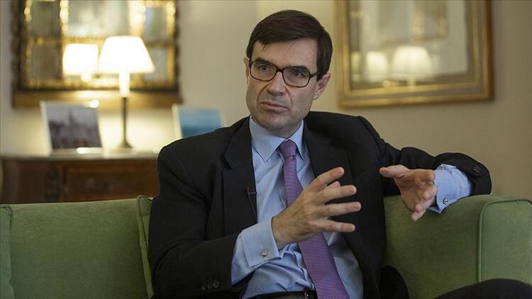 """Türkiye-İspanya ilişkilerinde hedef """"eksenin genişletilmesi"""""""