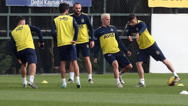 Fenerbahçe'de Göztepe hazırlıkları tamamlandı!
