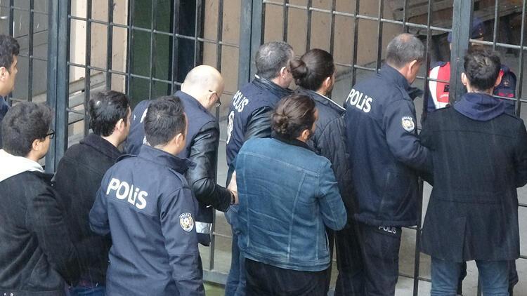 Edirne'de 7 FETÖ şüphelisi Yunanistan'a kaçarken yakalandı