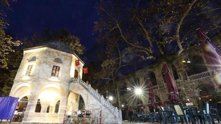 Bursa'yı kuşatan 700 yıllık zenginlik