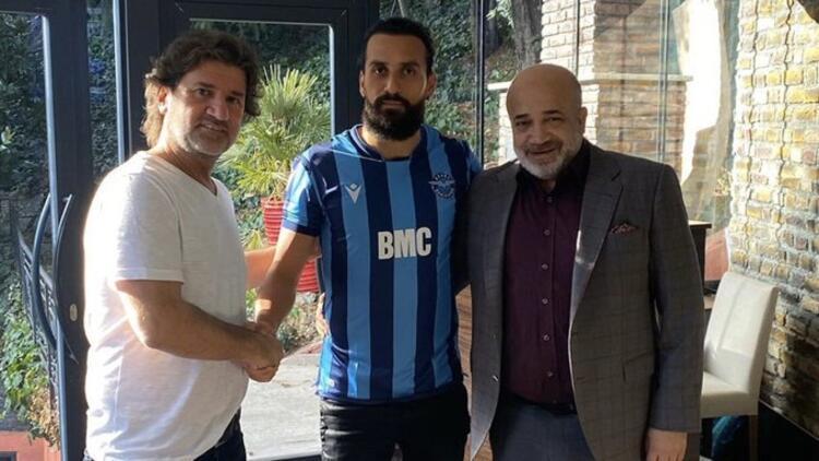Son Dakika | Erkan Zengin Adana Demirspor'da