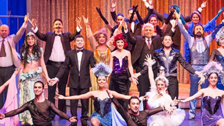"""""""Hisseli Harikalar Kumpanyası"""" opera sahnesinde"""
