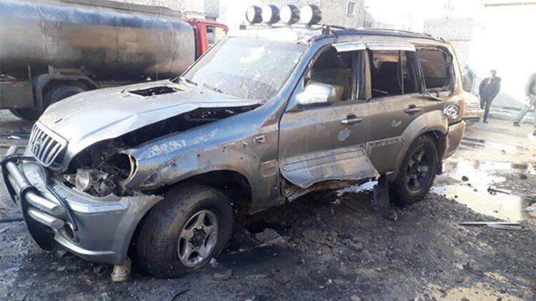 MSB duyurdu: Teröristler El Bab'da 4 sivili yaraladı